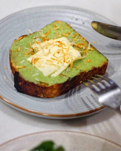micro bakery kaya toast
