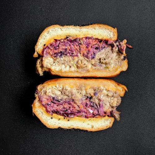 Burnt Ends Sanger Burger Review