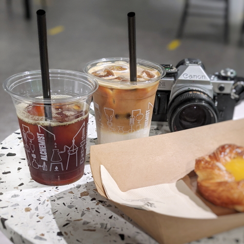 Alchemist coffee singapore design orchard review
