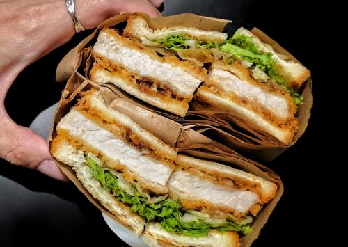sando singapore pork katsu sando review