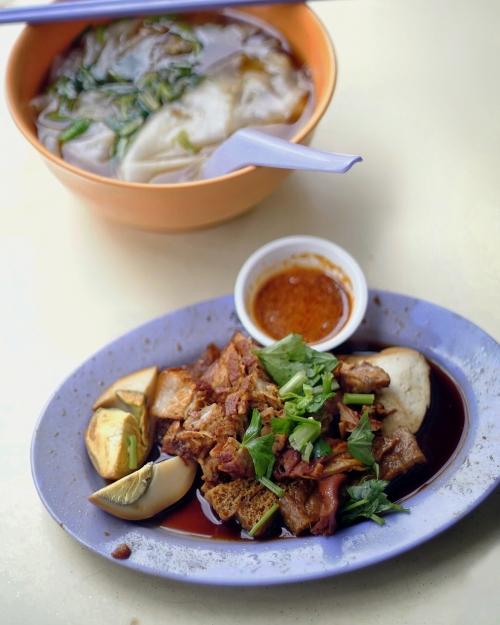 Huat Kee kway chap yishun best food