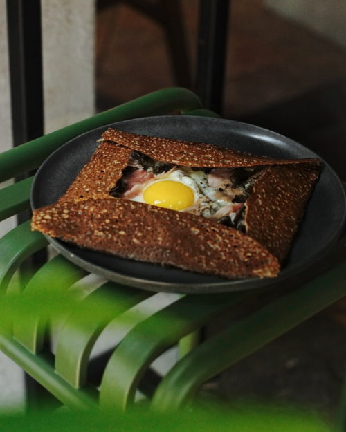 french fold review no. 4 galette