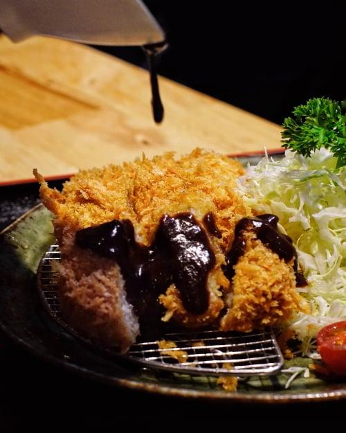 hajime tonkatsu Nagoya Miso Loin