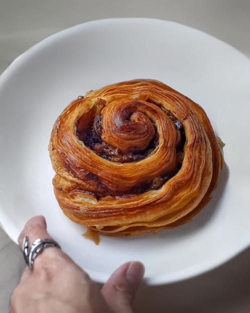 petit pain chocolate orange escargot