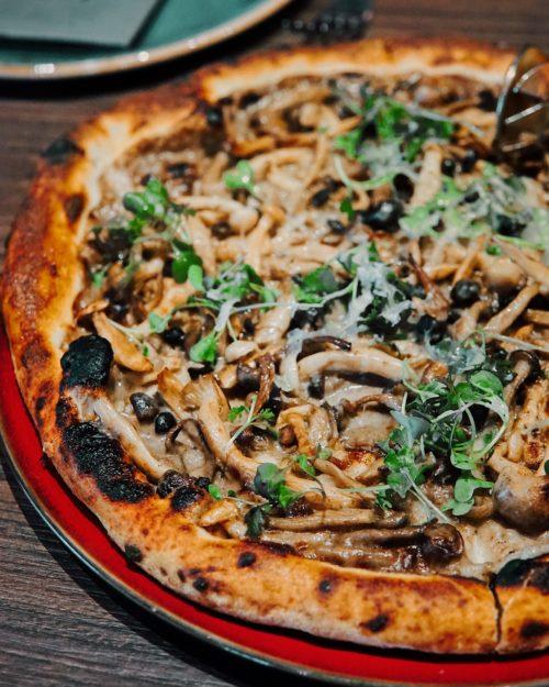 amo truffle pizza
