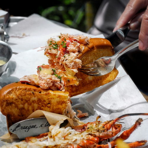 Burger & Lobster Changi Jewel review