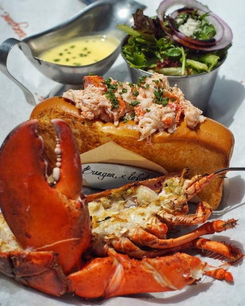 Burger & Lobster Changi Jewel review