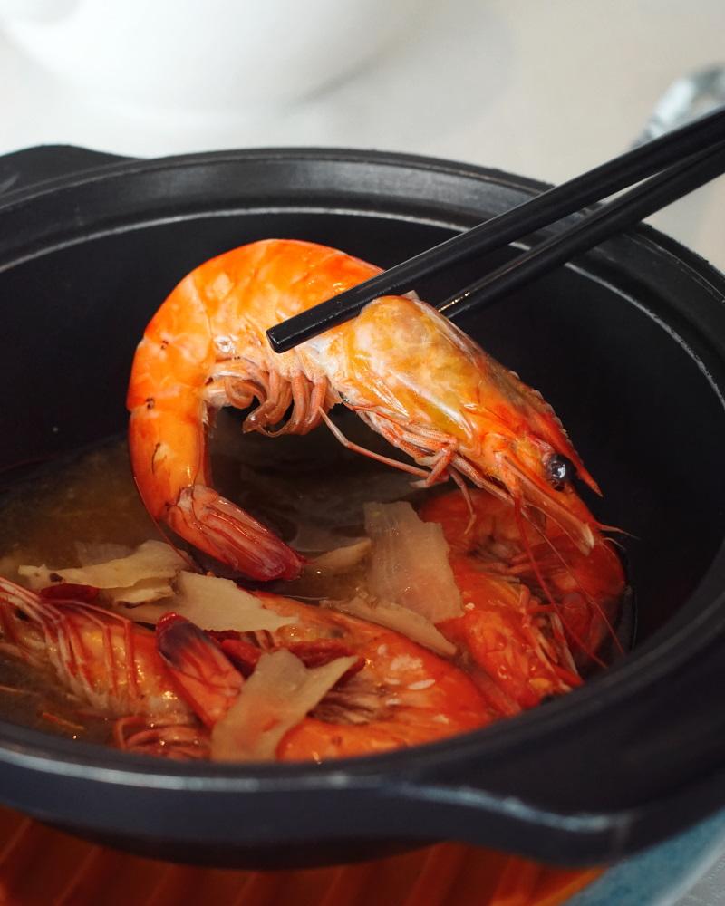 majestic bay dim sum buffet prawns