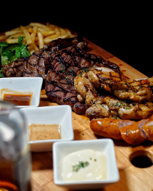 malts whisky bar singapore review meat platter