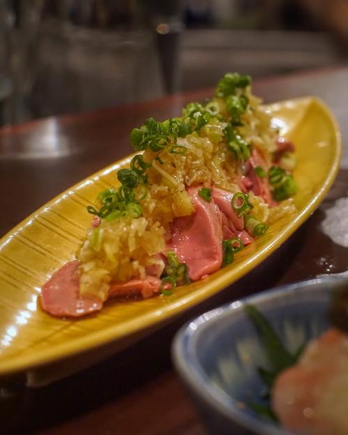 mobomoga sake bar chicken liver